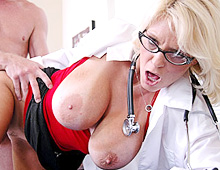 Horny Female Doctor
